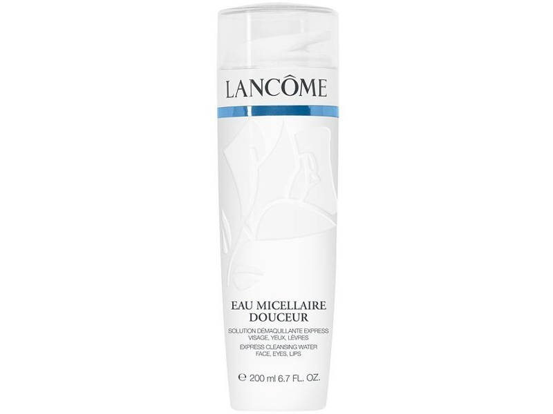 lancome cleansing water