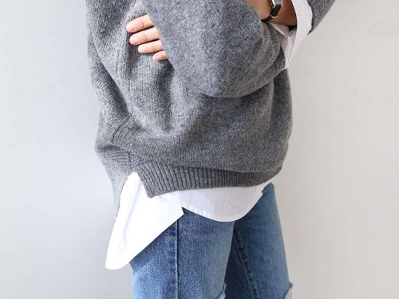 stylish ways to layer your white shirts
