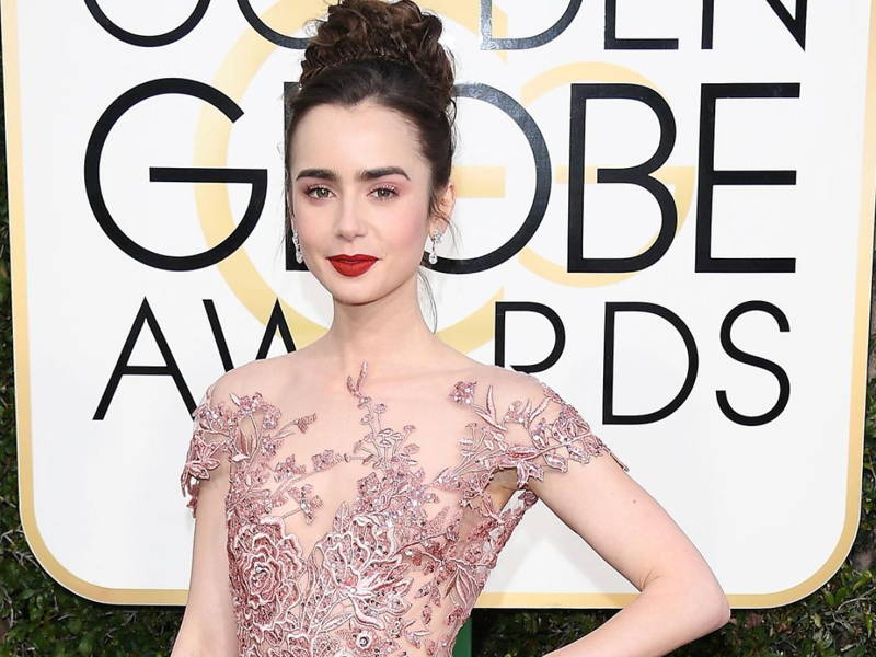 The Most Coveted Looks of the 2017 Golden Globes