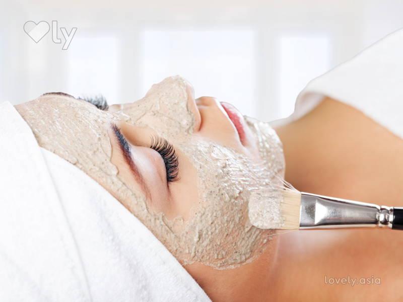 Facial Scrub Mask