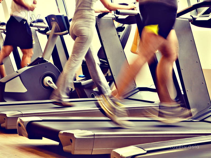 Start with the Treadmill