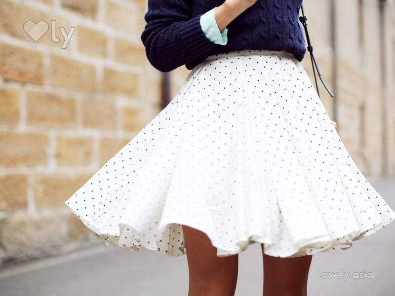 5 Ways to Polka Dot Like a Pro