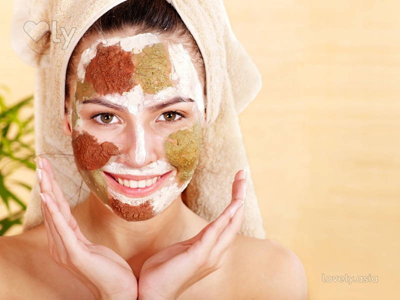 Multi-masking: the newest way to give yourself a facial