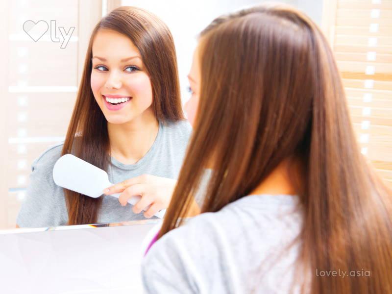 DIY hair recipes for healthy & shiny hair