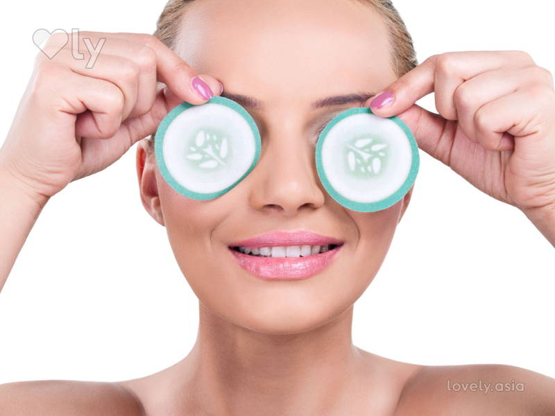 Multi-masking For Eyes