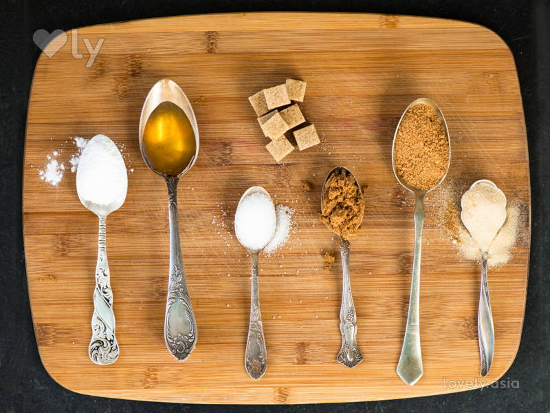 Got a Sweet Tooth? Try These Healthier Sugar Substitutes