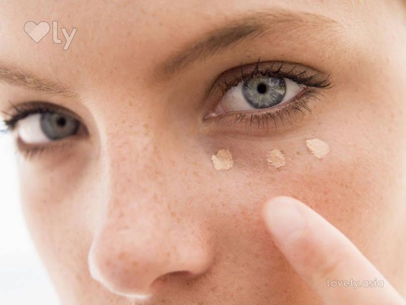 Makeup For Dark Eye Circles