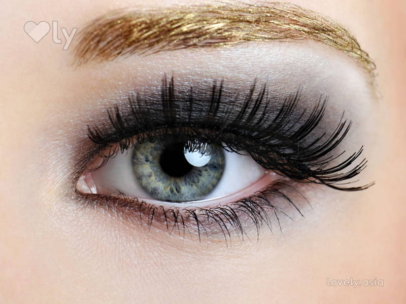 Thick Eye Lashes