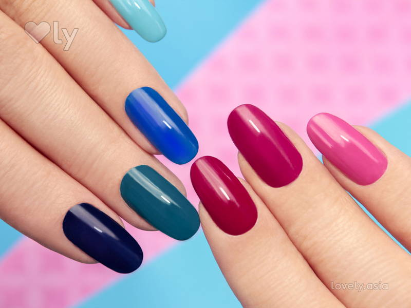 The Nail Colour Dilemma: Complementing Your Skin Tone