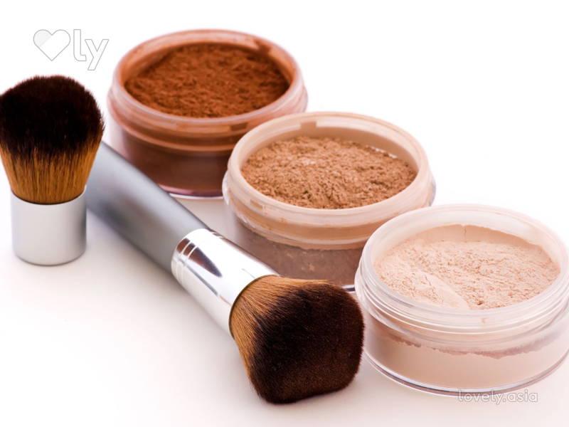 Makeup to Match Skin Tone