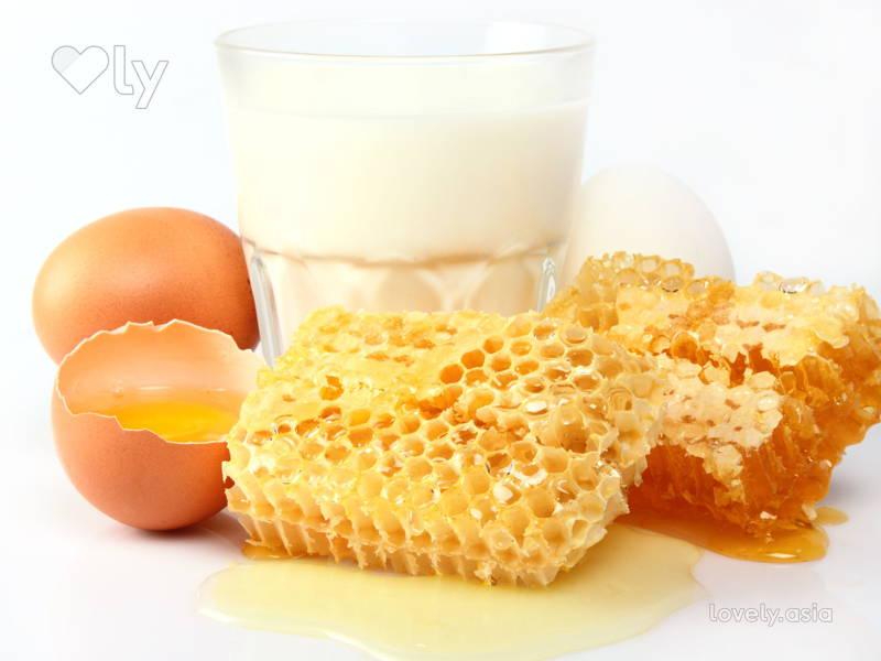 Honey and Yolk