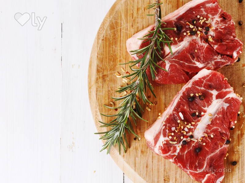 read meat