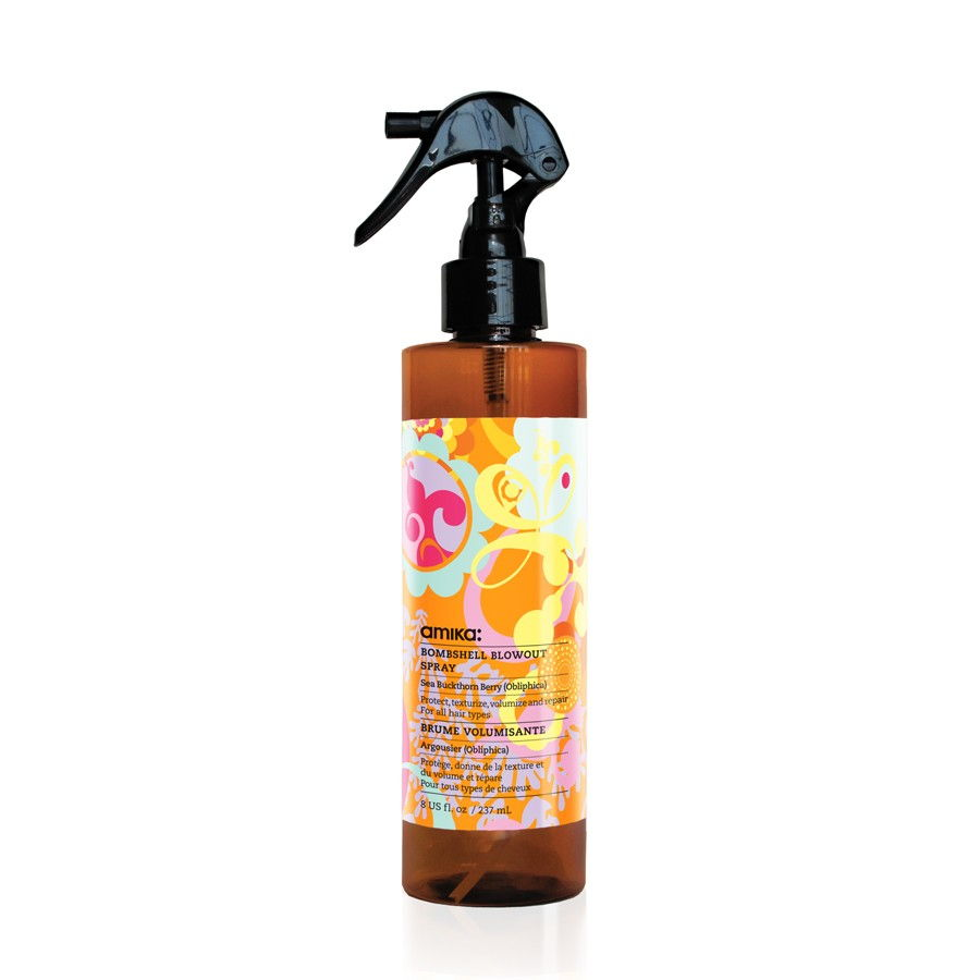 Amika blowout spray