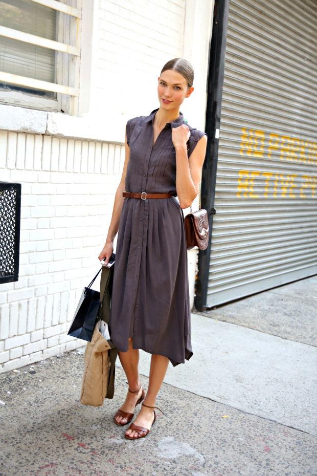 Karlie Street Style
