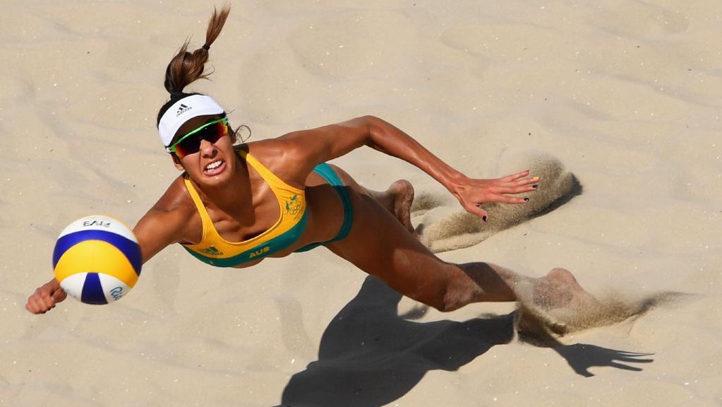 taliqua Clancy olympics