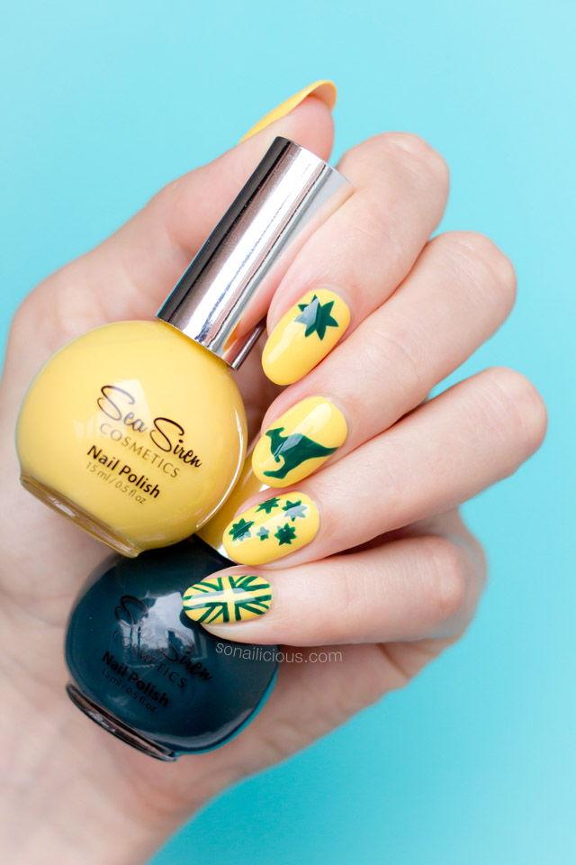 Australia manicure