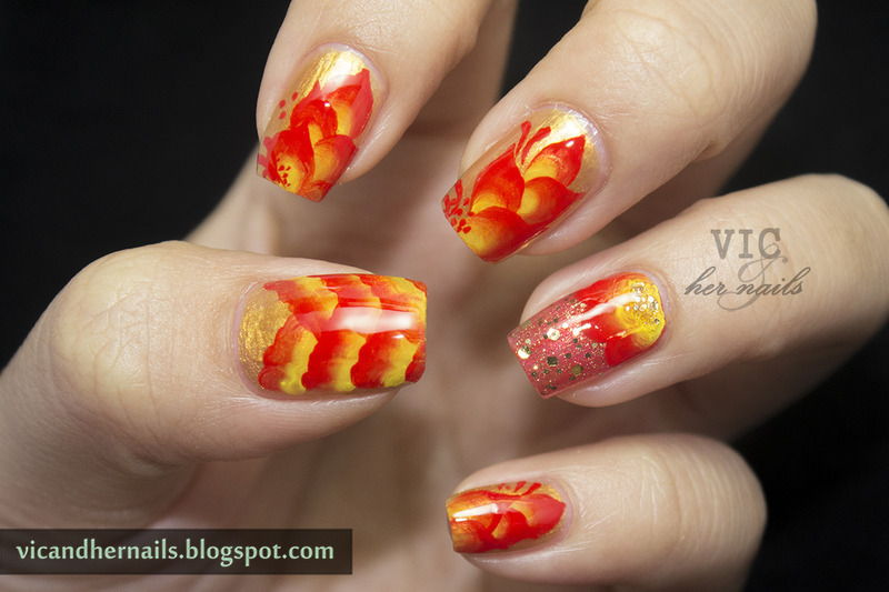 Chinese manicure