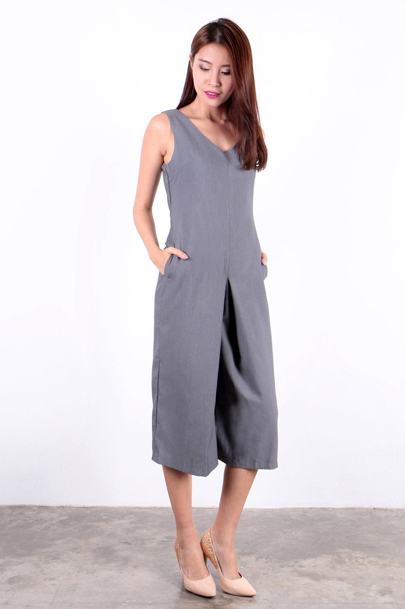dressabelle jumpsuit culotte