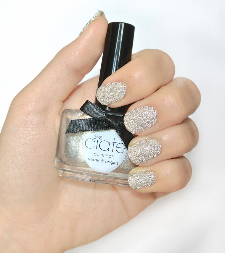 Ciate Caviar Nails: Bridal Nail Ideas You Can Steal From New York Fashion Week