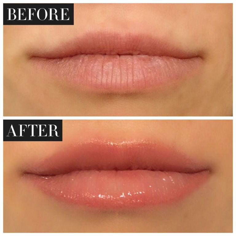 semi permanent lip makeup