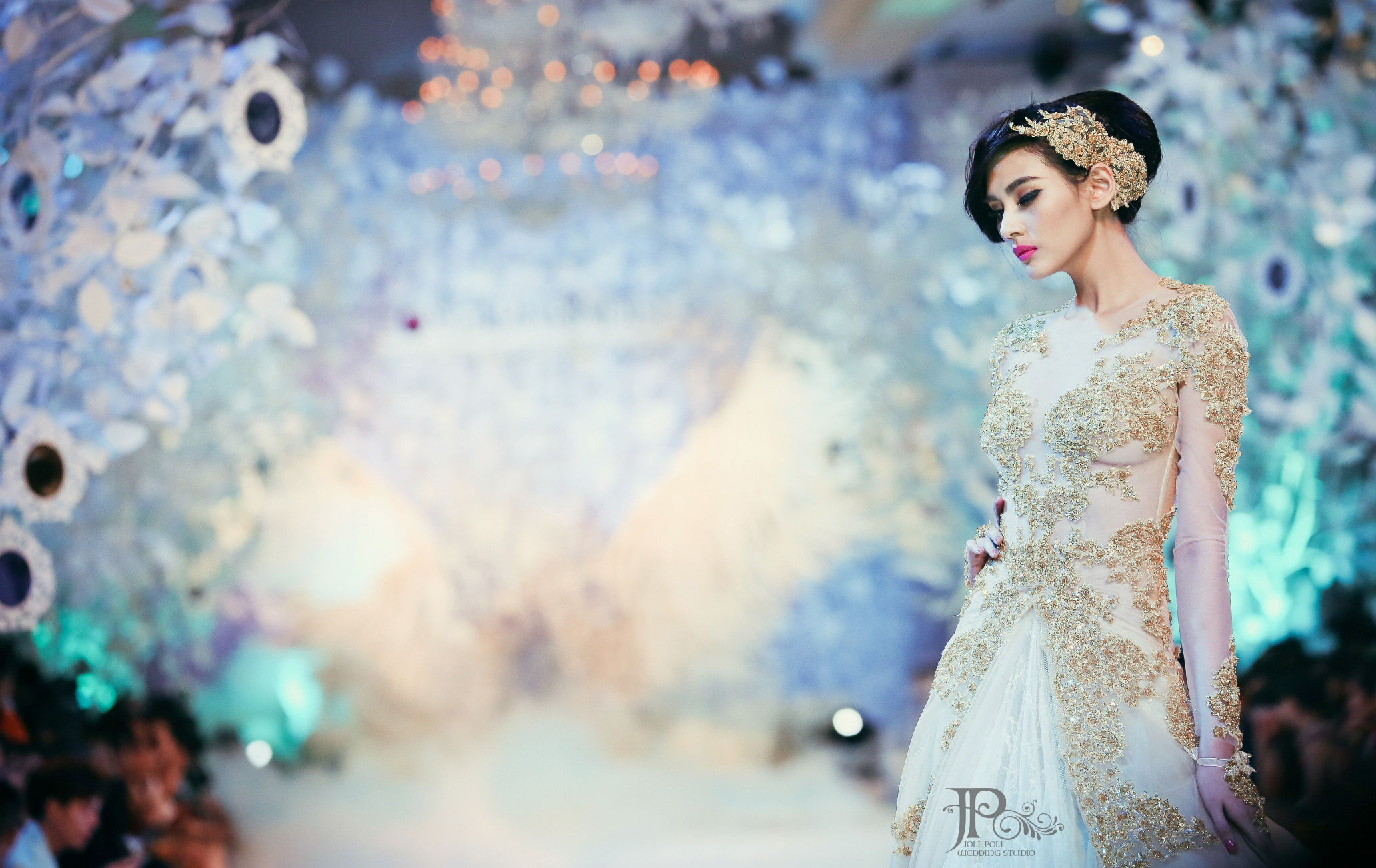Joli poli bridal wear