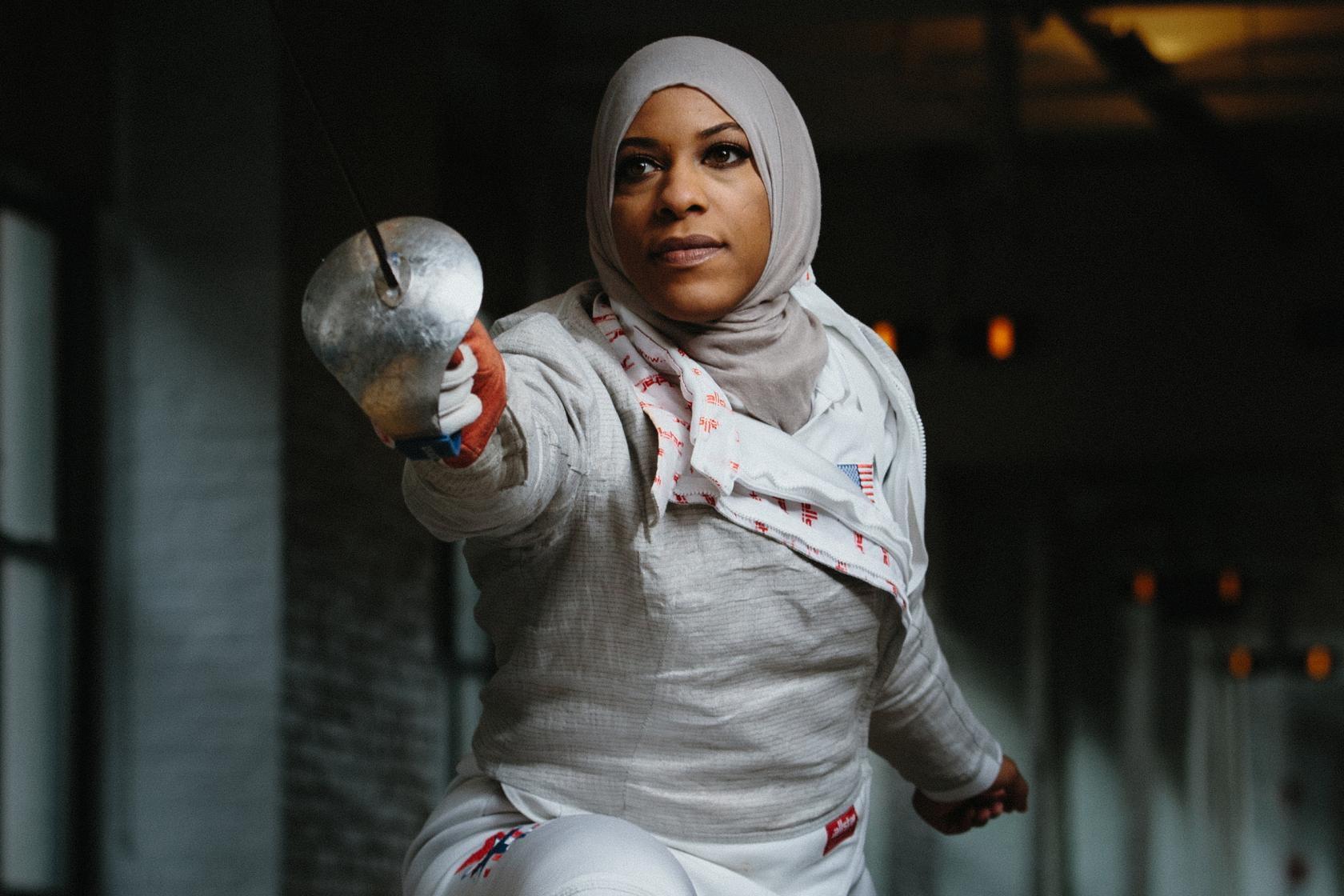 Ibtihaj Muhammad olympics