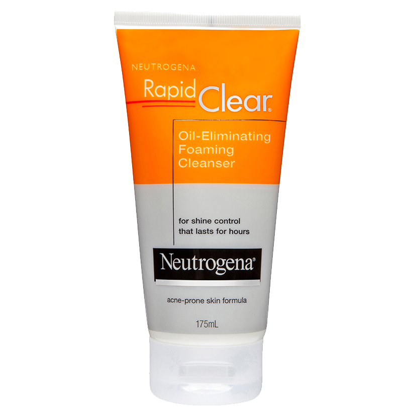neutrogena acne cleanser