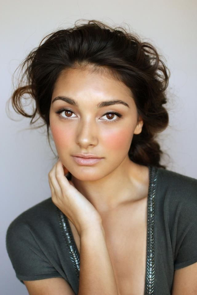 asian dewy makeup