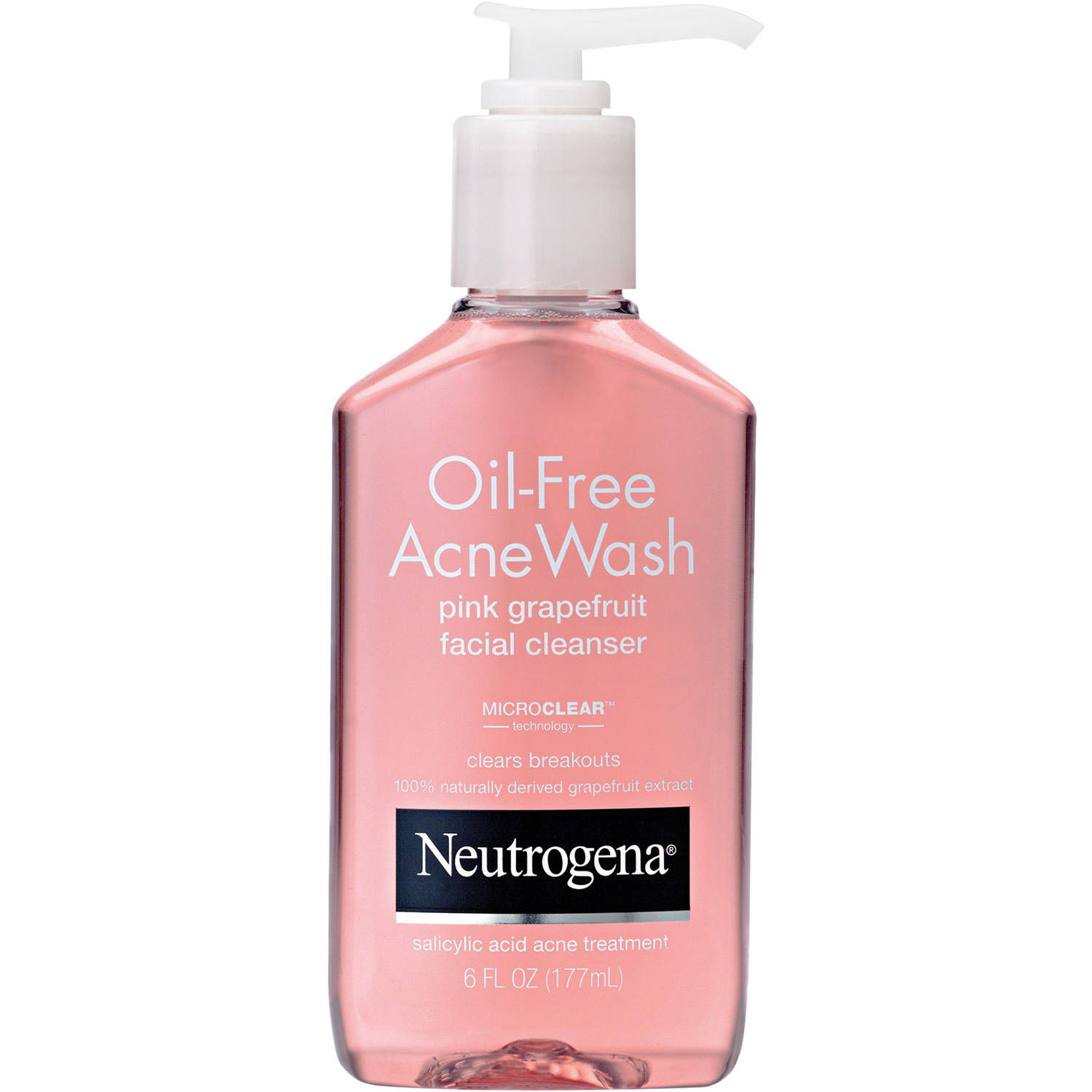 Neutrogena Oil-Free Acne Wash