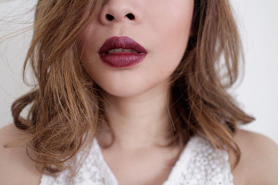 NYX Siren lipstick