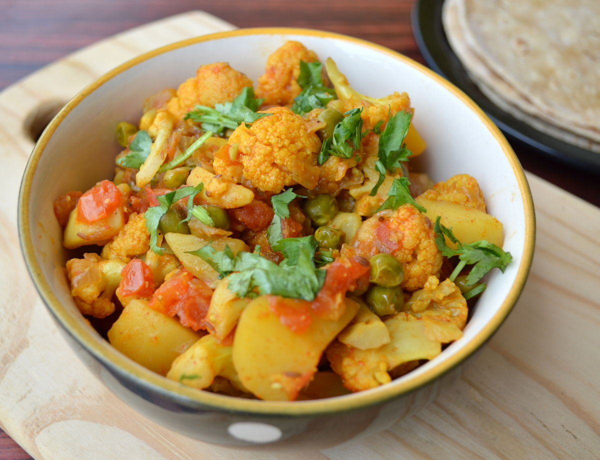 indian cauliflower dish