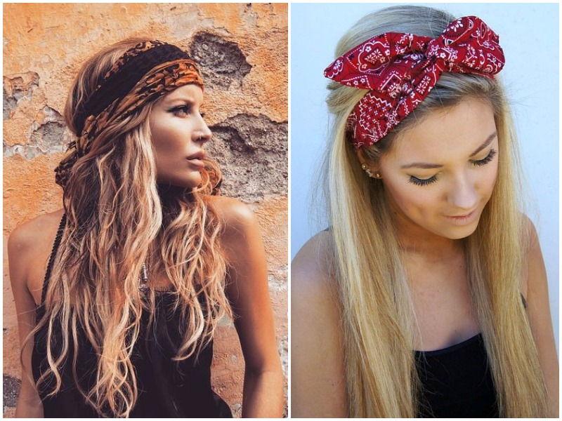 hair scarf