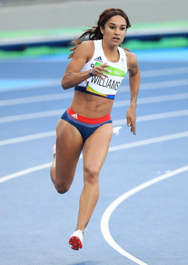 Jodie Williams rio