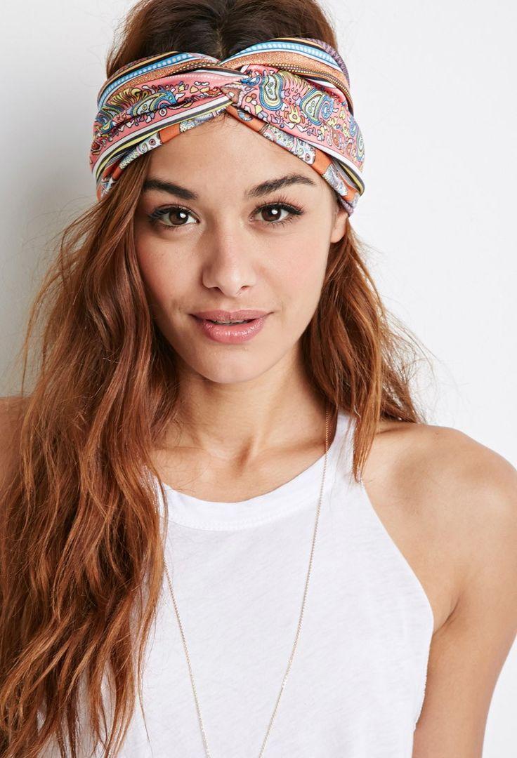turban hair accessory