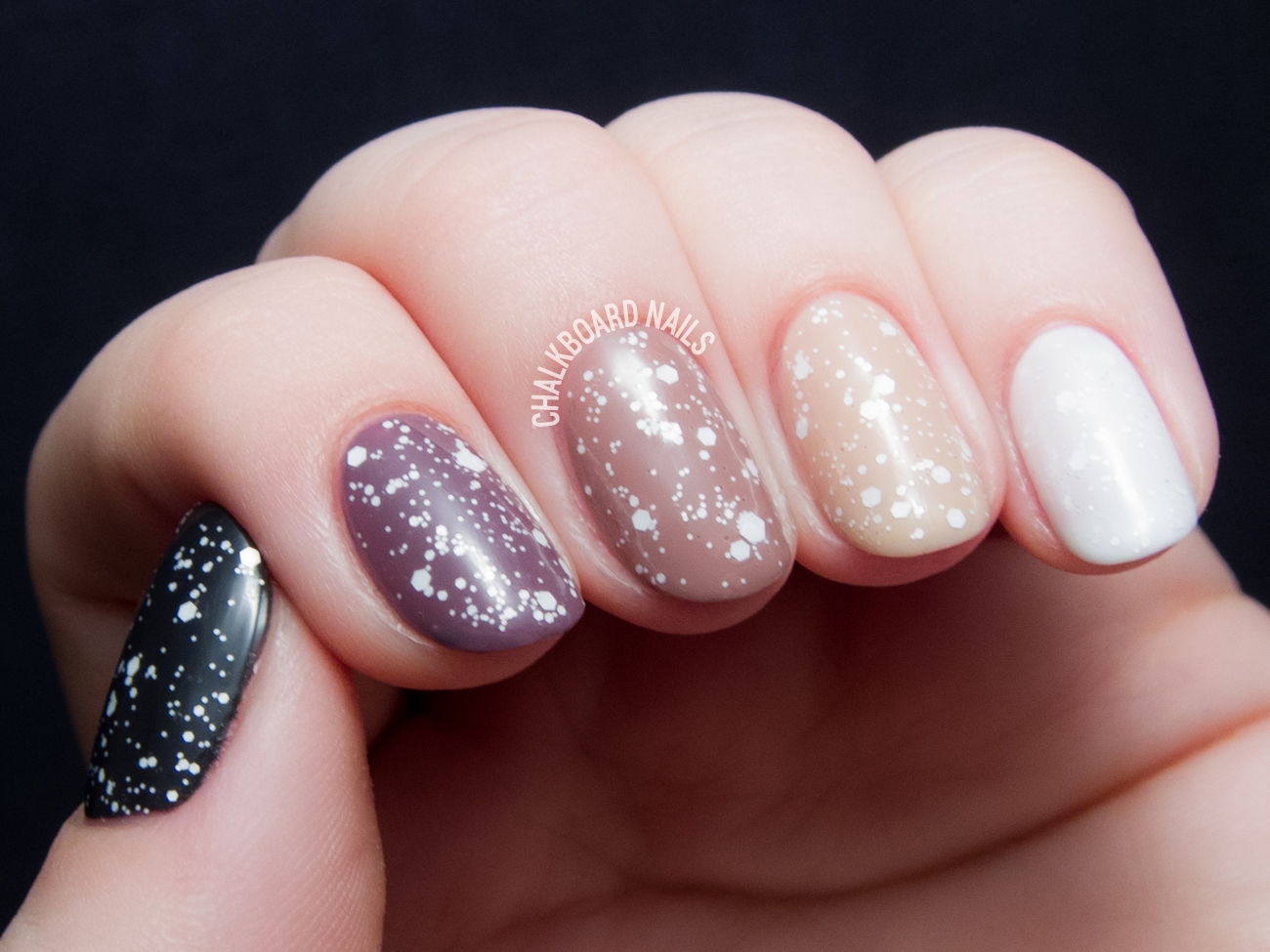all nail ombre
