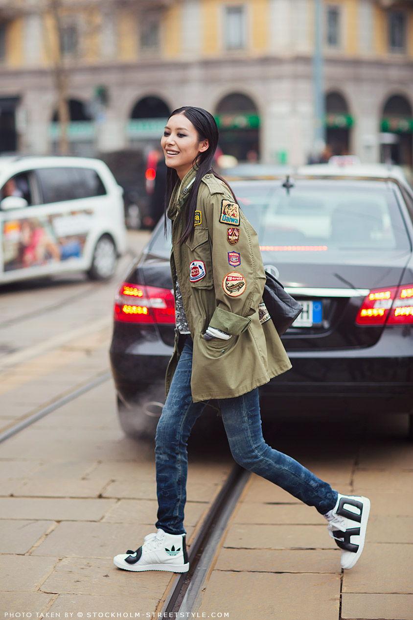 Liu Wen Style