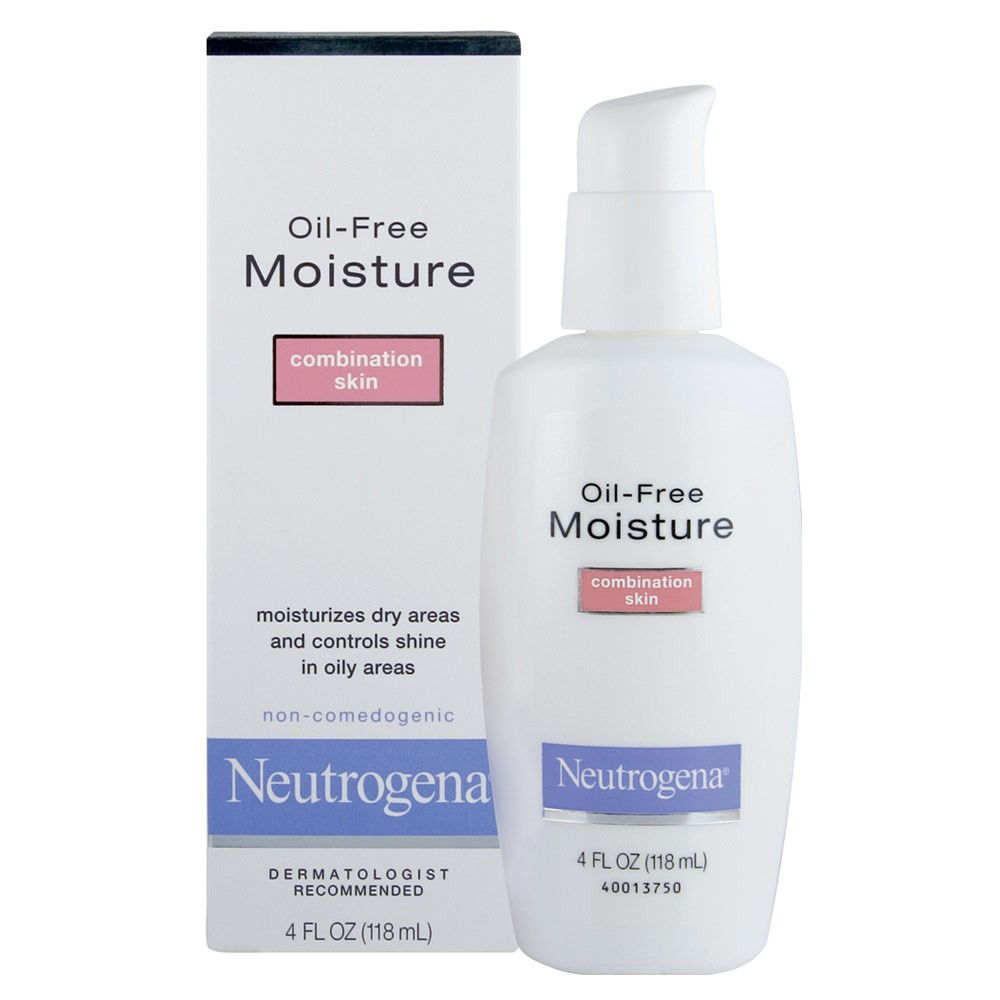 Neutrogena Oil Free moisturer
