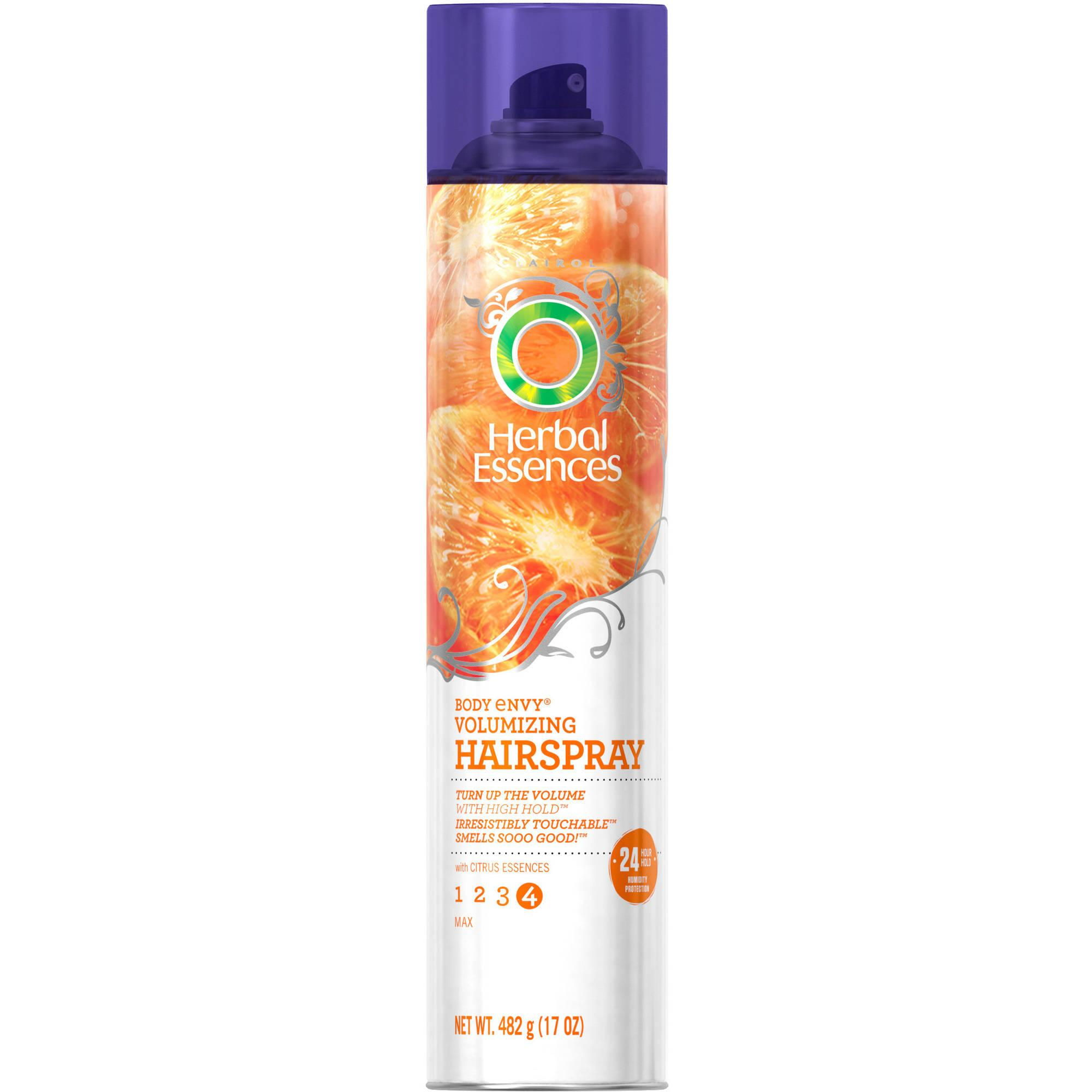 herbal essences volumizing hair spray