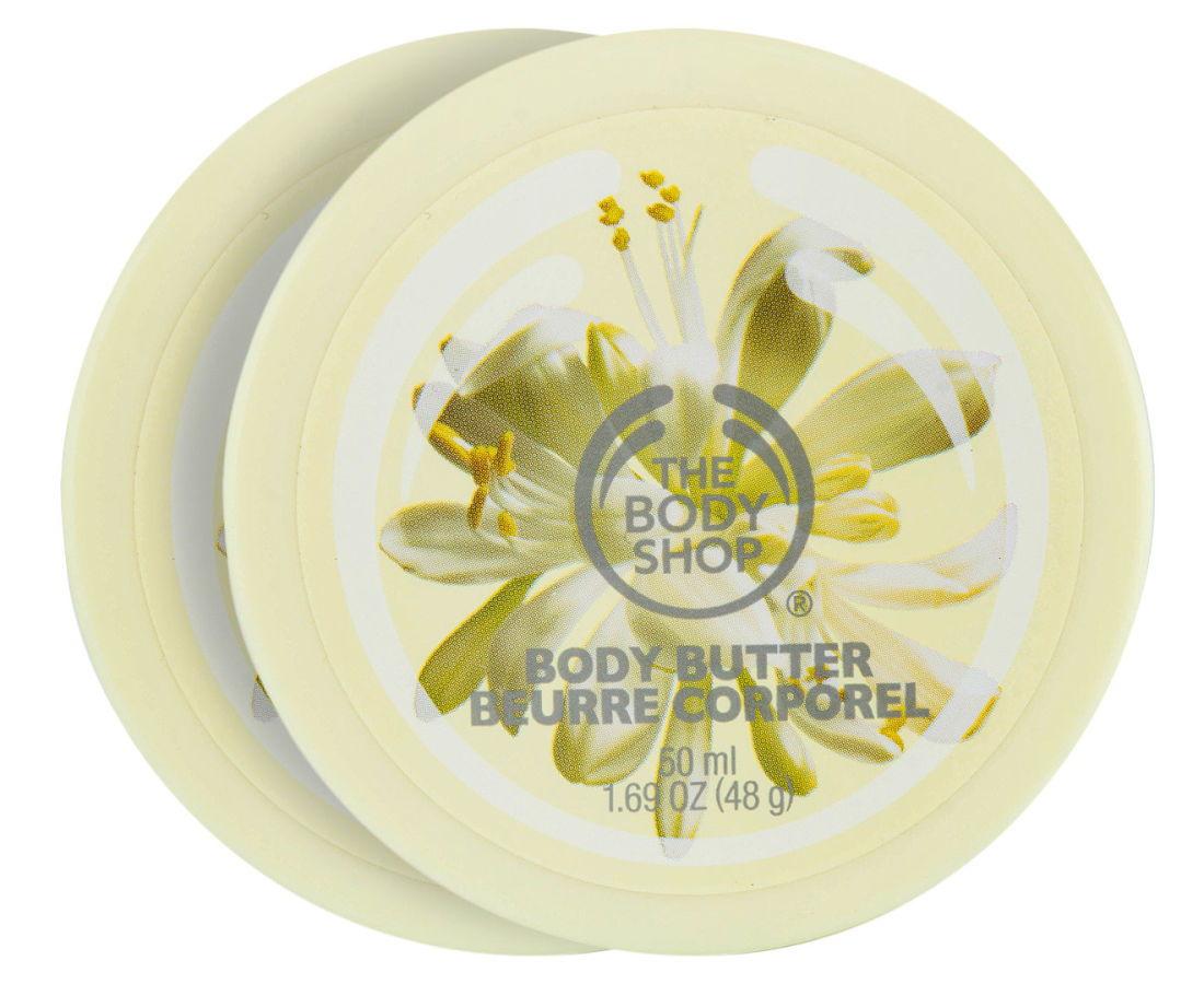 body shop body butter moringa