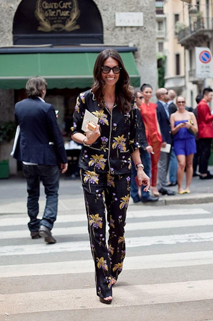 pyjamas style