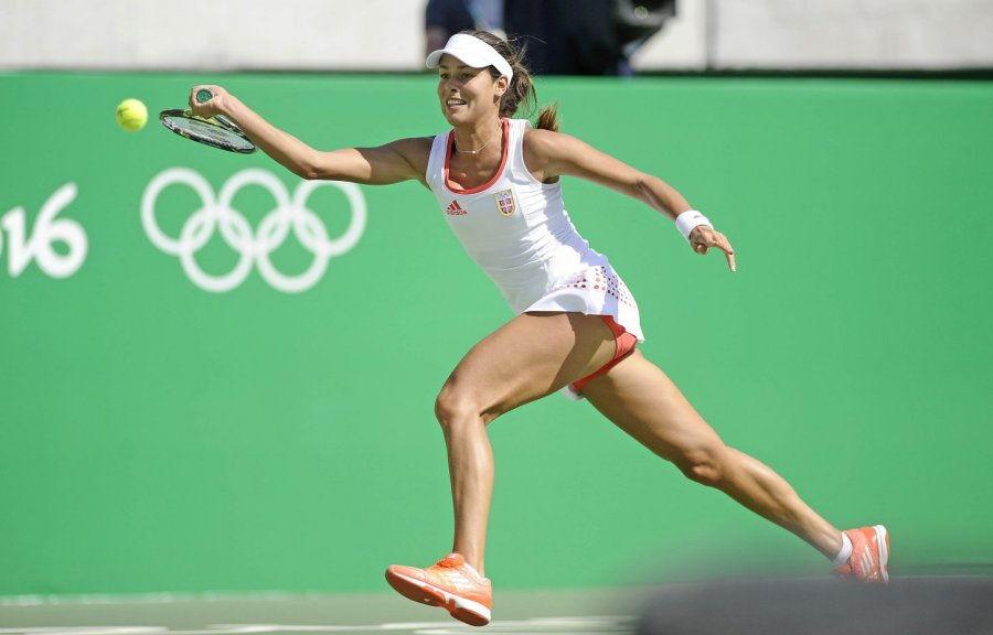 ana ivanovic olympics