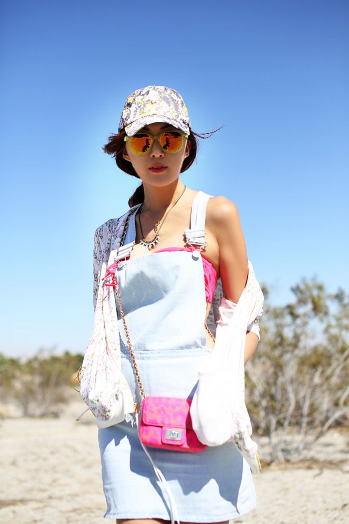 Chriselle Lim Overalls