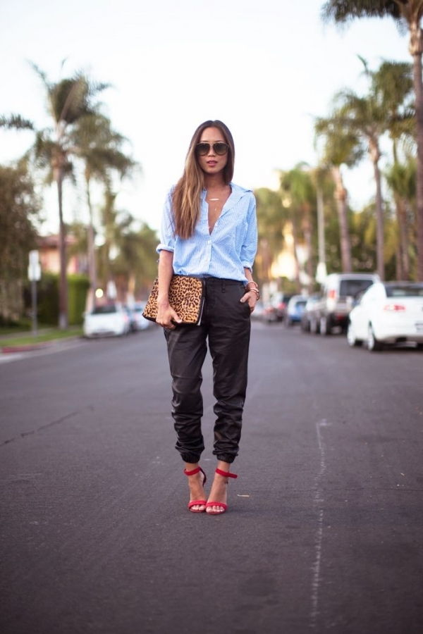 jogger pants style