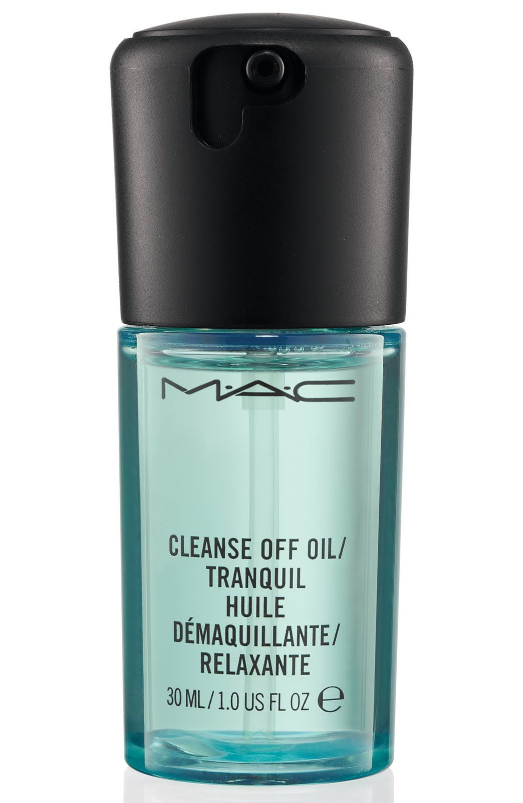 mac cleansing oil