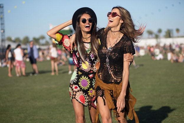 Music Festival Fashions