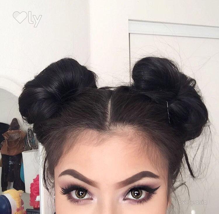 Space bun