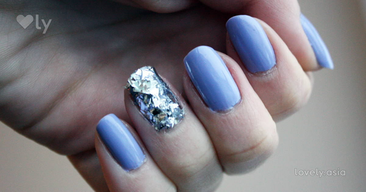 Squad Nail Ideas for Your Bridal Party | Lovely.asia