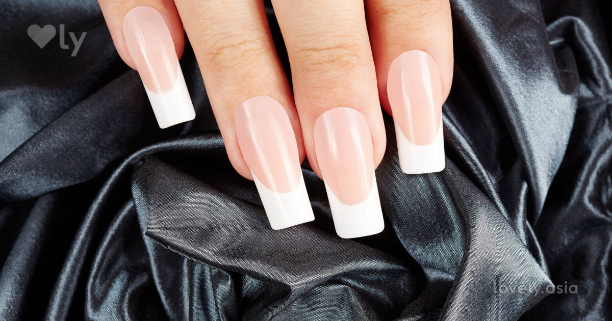 Here\'s What You Need to Know About Nail Extensions Before You Get ...