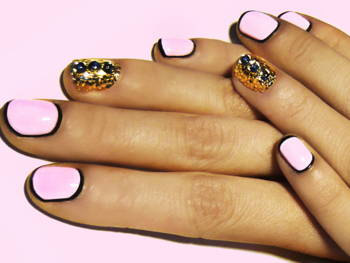 10 Nail Designs and Colours That Look Better on Short Nails