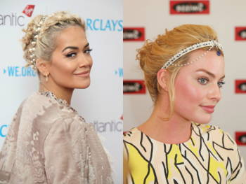 celebrity hair accessories that are wedding worthy